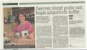 Uitgestelde Koffie Amsterdam